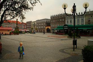 Photo: Rynek w Raciborzu