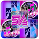 SIA Piano tiles (game)
