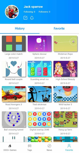 Fun GameBox 3000+ games in App 1.2.72 screenshots 2