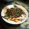 Black Bean, chinese, Preserved Lime, recipe, salted lemon, salted lime, steamed fish, 咸檸, 蒸魚, 豉汁