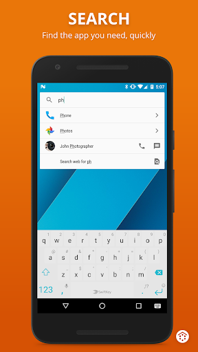 Smart Launcher 3  screenshots 3