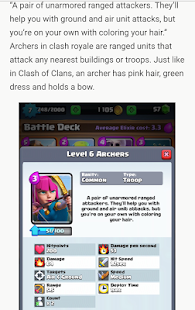 Guide for Clash Royale- screenshot thumbnail