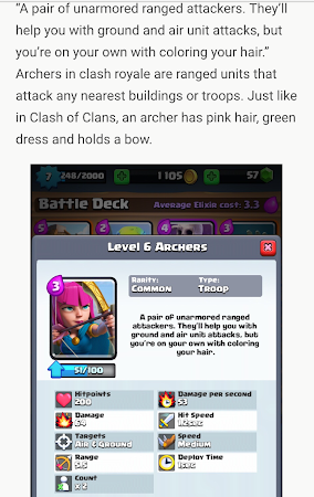 Guide for Clash Royale 13.1.13 screenshot 691371