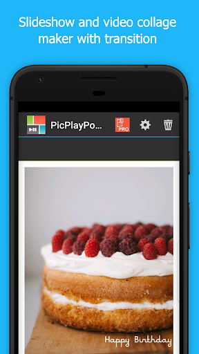 PicPlayPost Slideshow, Collage Maker, Video Editor screenshots 1