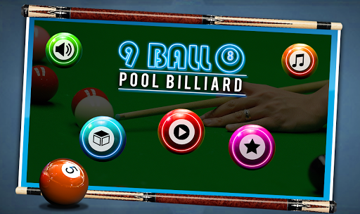 9 ball pool billiard