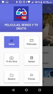 Pelistube: Peliculas y series en HD gratis 1