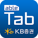 KB증권 ableTab(7인치 이하) icon