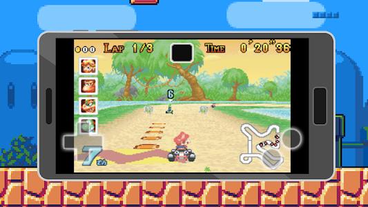 APK GBA Emulator 1.0.11