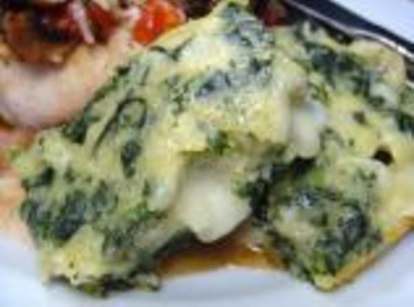 Spinach Cheese Squares Recipe