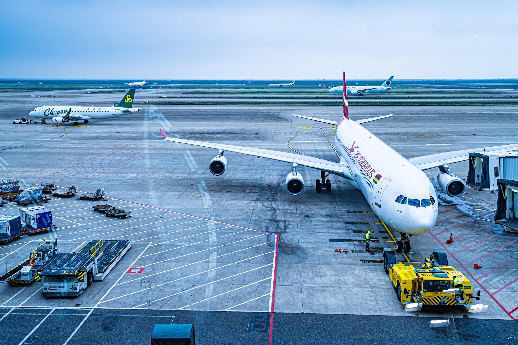 上海浦東国際空港3