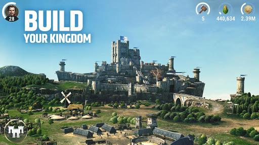 Dawn of Titans - Epic War Strategy Game  screenshots 11