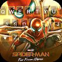 Spider-Man Iron Suit Keyboard Theme icon