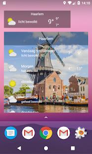 Haarlem - Weer - náhled