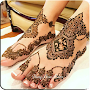 Amasing Henna Designs Feet Ideas APK icon