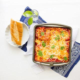 Basic Beef Lasagna