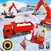 Real Snow Excavator Simulator 2019