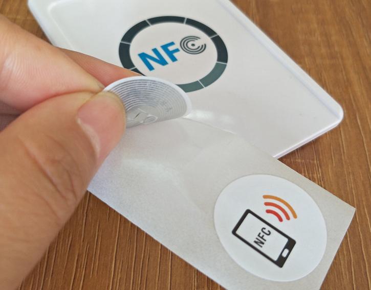 как пользоваться метками nfc