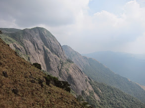 Photo: Siddhara Betta.. Impossible to climb, but breathtaking to view