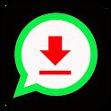 Status Saver: Status Downloader Photo Video Save icon