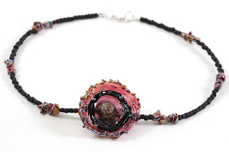 Photo: Cora van der Peijl - Glassbead-art.com - Goes