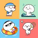 Stiker Pentol Lucu WAStickerApps icon