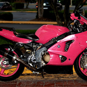Are you riding  by Keysha Wallace-Patton - Transportation Motorcycles