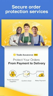 Alibaba.com B2B Trade App- screenshot thumbnail