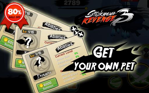 Stickman Revenge 3: League of Heroes  21