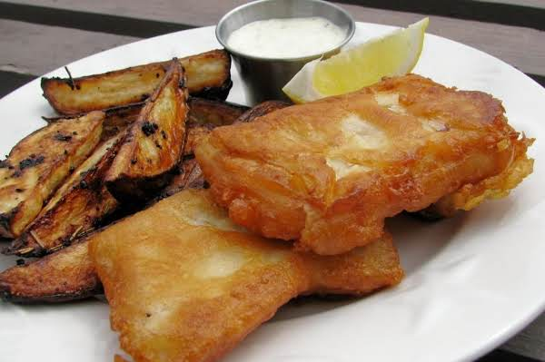 Fish And Chips - Easy Recipe