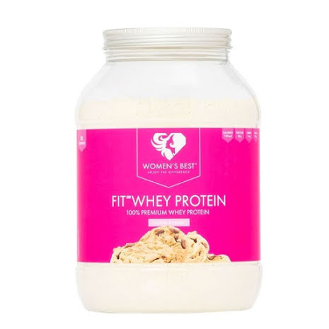 Womens Best Fit Whey Protein 1kg - Cookies & Cream