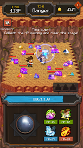 Dungeon999F v1.46 (Mod Money)