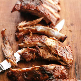 Fall-Off-the-Bone Baby Back Ribs.