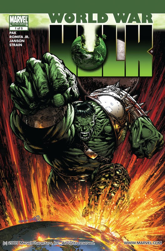 World War Hulk (2007) - complete