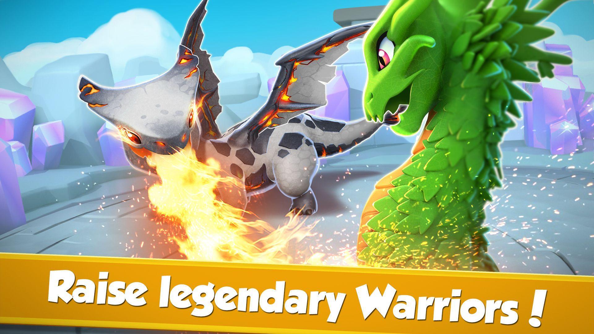 Dragon Mania Legends screenshot #8