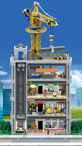 LEGO Tower screenshot 1