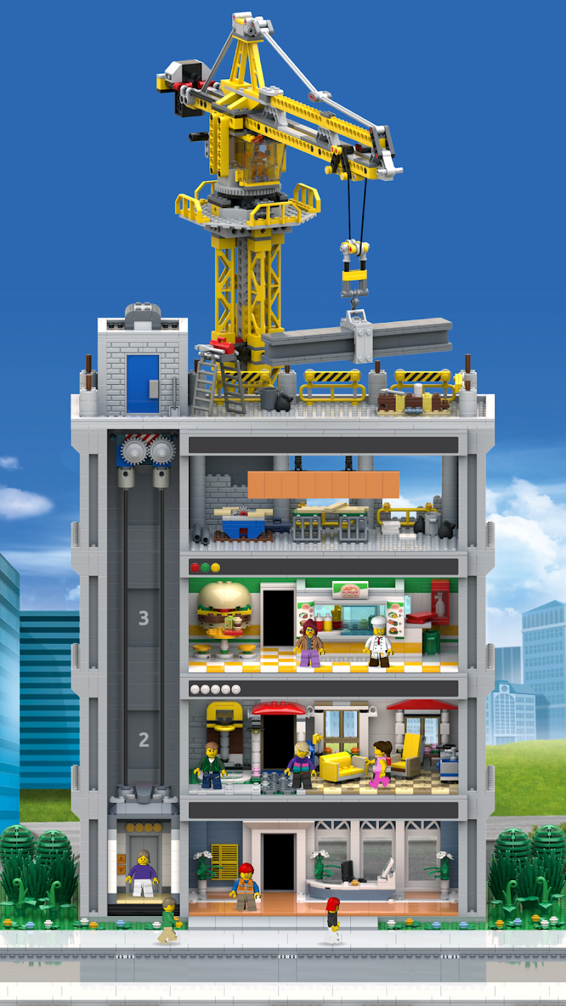 LEGO® Tower Screenshot 0
