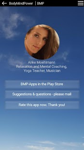 Download free Progressive Muscle Relaxation for PC on Windows and Mac apk screenshot 8