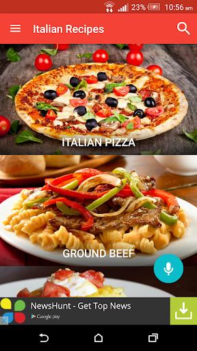 意大利食谱 - 食谱