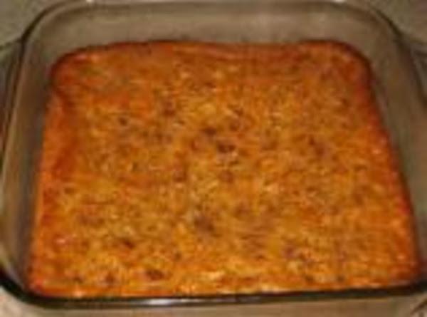 Amish Apple Brownies Recipe