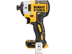 "CLEARANCE - DeWalt 20V MAX XR Cordless Brushless 1/4"" Impact Driver (Tool Only)"