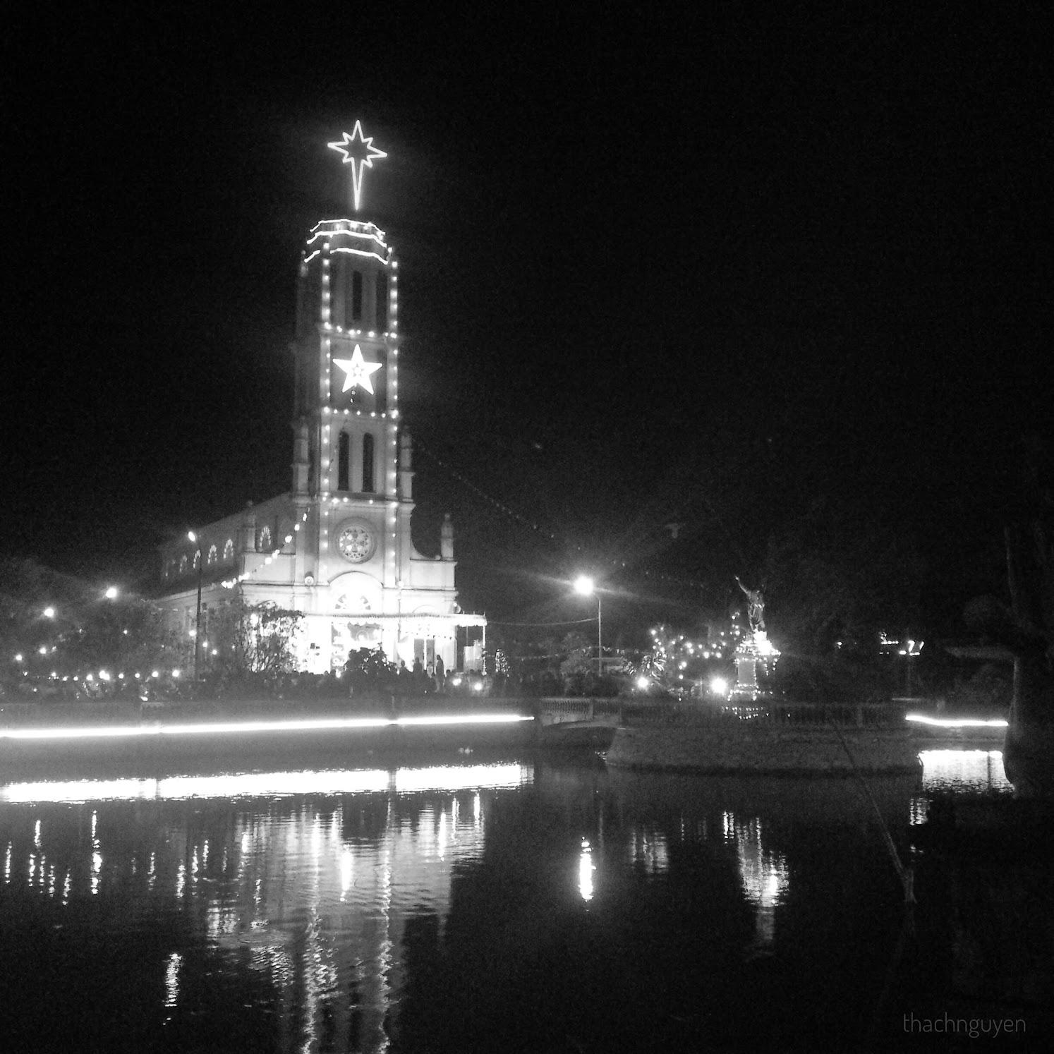 nhà thờ đạo truyền