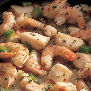 Shrimp Scallops White Wine Sauce Recipes.