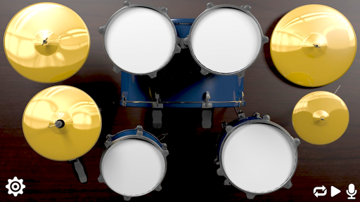 Drum Solo HD  -  The best drumming game 4.2.2 DreamHackers 2