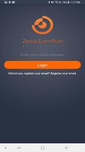 Zenius Push - náhled
