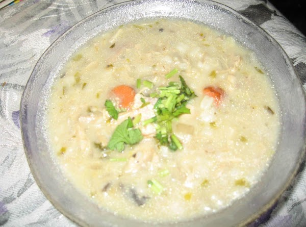 Refreshing  Summer Soup (crock Pot) Recipe