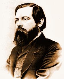 Porträt Friedrich Engels.