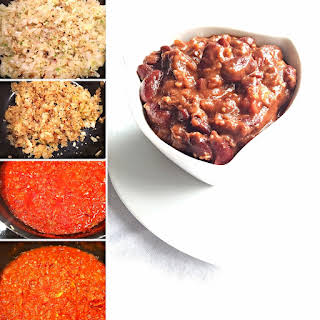 Rajma (Kidney Bean Stew).