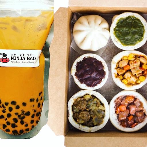 I Don't Know Box &Any Boba Tea
