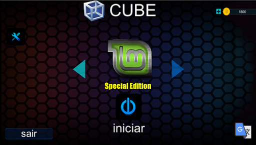 CUBE VIRTUAL BOX SIMULATOR  screenshots 1
