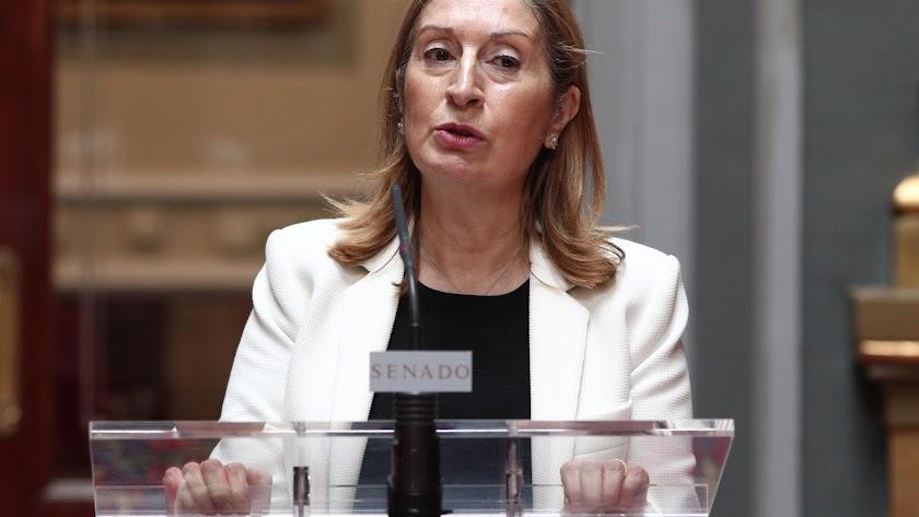 Ana Pastor, vicepresidenta segunda del Congreso.